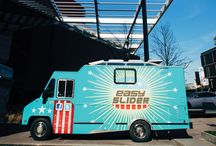 Love Wins On the Menu / Truck Stop: everything you need to know about hiring a food truck to cater your wedding.