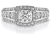 Engagement and Wedding Rings / Recommendations from Morgan Jewelers in engagement and wedding rings!