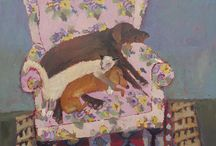 Illustration-Vanessa Cooper / Painter