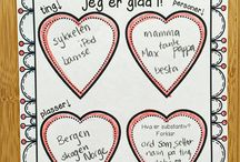 Norsk ordklasser