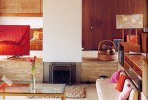 Retro Living Rooms