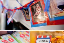 Party Ideas / by Mallory Stoderl
