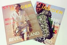 AS SEEN IN STYLE INSIDER / Shop the products featured in our latest Spring 2014 Style Insider Magazine