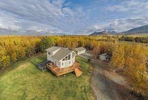 Homes in Alaska / Alaska Homes