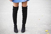 T R E N D: O V E R K N E E S / Wear the Trend - OVERKNEES!