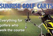 Sunrise Golf Carts Video / For more details visit http://www.sunrisegolfcarts.com/