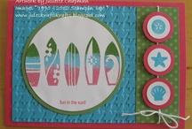 Cards - Summer Holidays