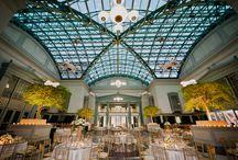 Chicago Wedding Venues / Unique, fun, Chicago Wedding Venues