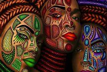 African fairies