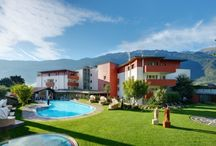 Style & Sport Resort Lindenhof****s / Four star superior Spa Hotel Lindenhof in South Tyrol informs about spa holidays, beauty and fitness possibilities and the gourmet cuisine at the hotel in Naturns, South Tyrol, Italy.