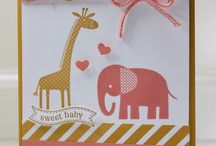 Baby Cards / Baby cards I want to make