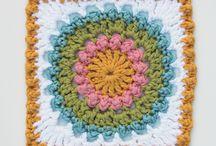 Motifs Crochet