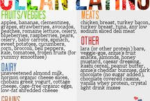 Eating Clean / by Libby Forth