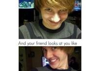 Just. Laugh.