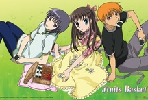 Fruits Basket [Furuba] (Movies and TV) / by ʚϊɞ Brenan ʚϊɞ