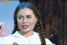 Юля Михалкова - лицо / Юля Михалкова