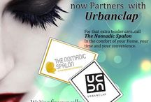 TheNomadicSpalon now partners with urbanclap