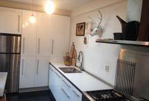 Keuken restyle