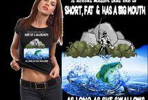 Bass Fishing / Bass fishing t shirts