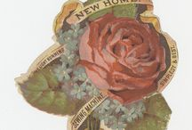 Victorian cards and stuff / by Sherry Larson