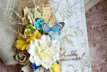 Cards - shabby chic 2