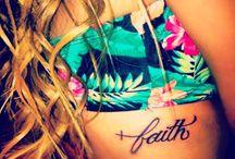 Tattoos / by Kristen Thomas