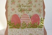 Πασχαλινες κάρτες καλαθια