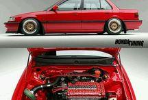 Classic Honda Civic