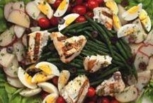 Salad Attack / Salads Galore