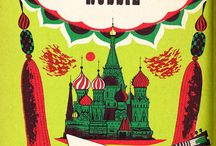 Russia, the other places / by Patti Saunders