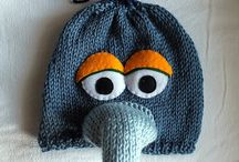 Knits for Kiddos / Knit toys and wearables for children and babies