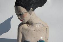 busto ceramica