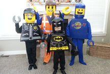 Daniel's 9th bday LEGO Good Cop