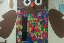 door decorations for school