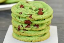 St. Patrick's Day Recipes / A collection of tasty St. Patrick's Day treats.