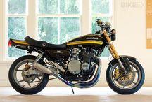 Japan custom retro bikes