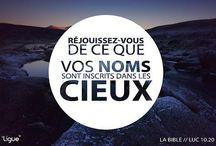 #laBible Luc / L'Évangile de Luc en images