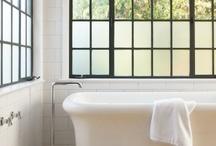 Bathrooms & Bathrooms...We love Bathrooms!