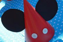 Miky mouse birthday party