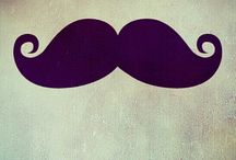I love moustaches