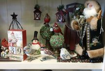 Holiday Decor! / Get some inspiration for how to decorate for the holidays!
