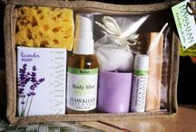 Send a little Aloha with Hawaiian Bath & Body® / Great gifts for this holiday season...and any reason!