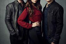 """The Vampire Diaries / """"Nós escolhemos nosso próprio caminho. Nossos valores e nossas ações, eles definem quem nós somos"""" - Stefan"""