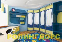 Мебель для детской комнаты / Мы создаем уникальную мебель для детских комнат!
