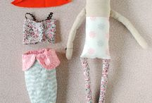 Dolls an Dolls clothing