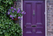 knock on the door...