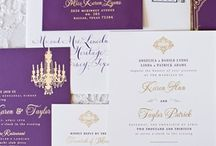 Wedding colour scheme 1 vintage purple, pink, gold,champagne,hot pink and White
