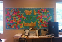 Art bulletin boards