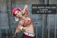Aulas Dança Oriental / Tribal Fusão