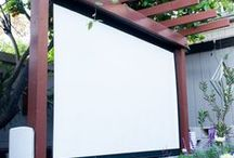 Outdoor Kino